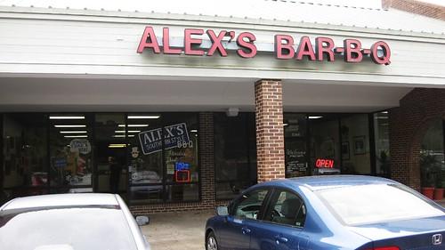 alex's bar-b-q