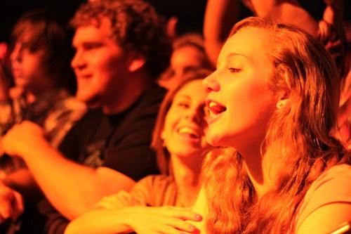 Sean Kingston Concert - Sing-along
