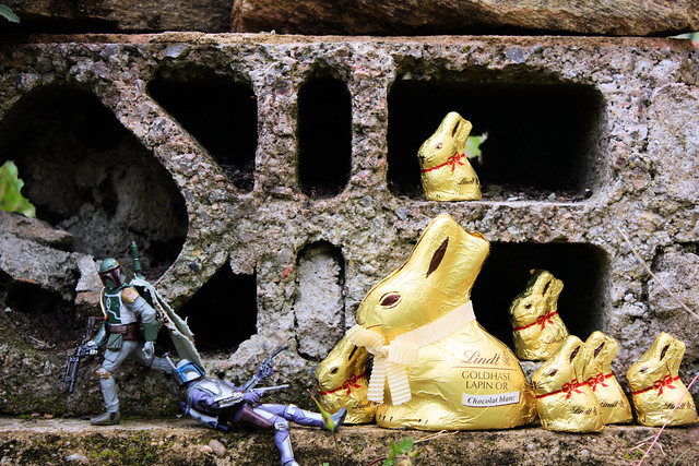 The Easter Bunny Mom Strikes Back