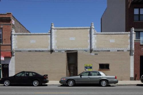 The MegaMall Block: Former Car Dealership
