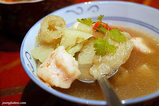 hu piou soup