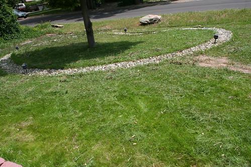 lawn, mowed~