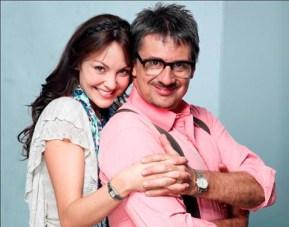 Carolina Gómez y Victor Mallarino