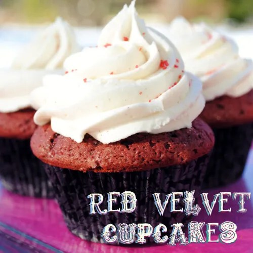 Red Velvet Cupcakes v1