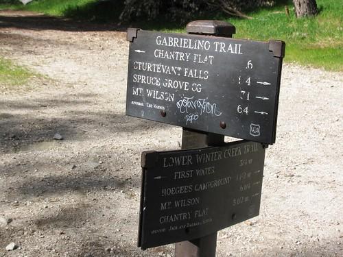 Sturtevant Falls Hike