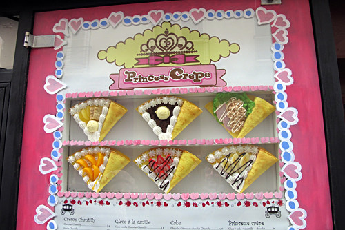 Princess crepe