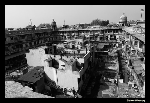 Old haveli in Delhi 6