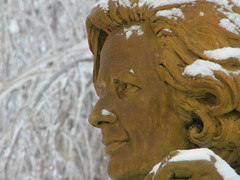 Margaret Thatcher Statue  (Hillsdale College, ...