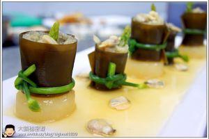 [西餐]創意料理類  鮮菇山藥昆布捲