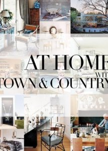 At Home with Town & Country book