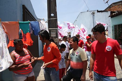 Caminhada no São Carlos 08/10