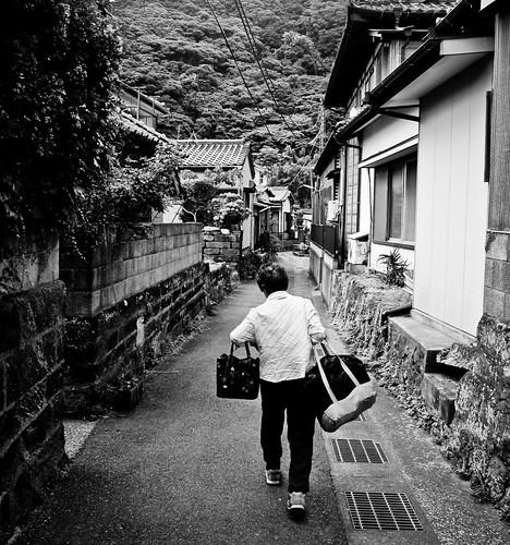 Nokogiriyama - B&w period