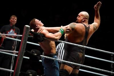 John Cena vs Big Show