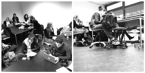 Dag 2: Masterclass Creatief Bloggen @Fontys