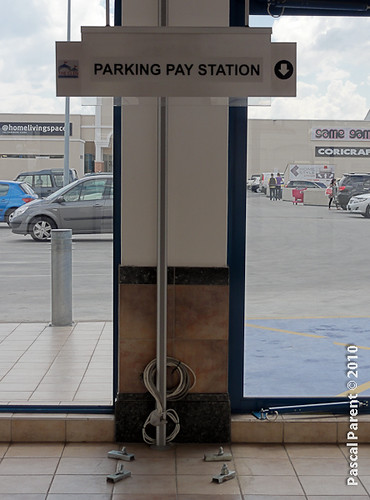 Freaky Parking Pay Station