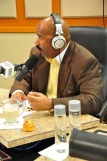 Steve Harvey, April 6, 2010