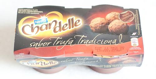 Nestlé Chandelle Sabor Trufa Original