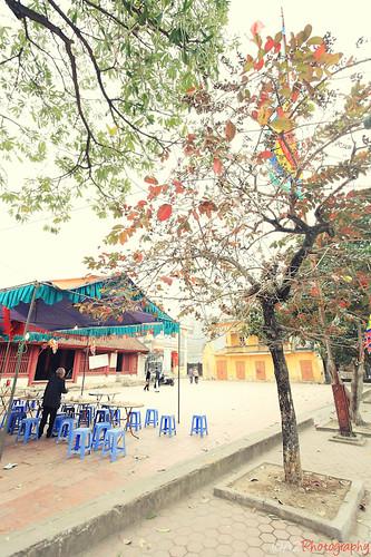 Streets in Bac Ninh