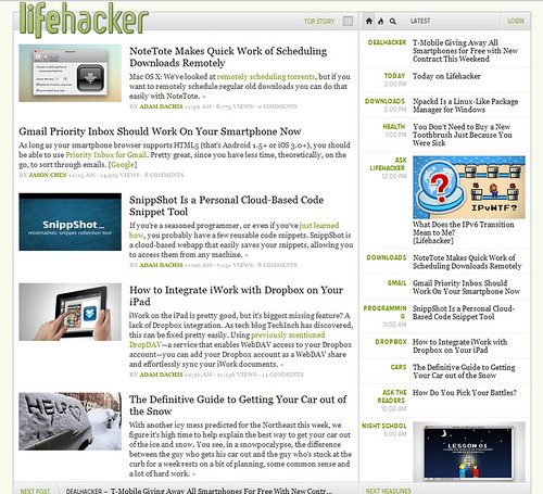 lifehacker screenshot