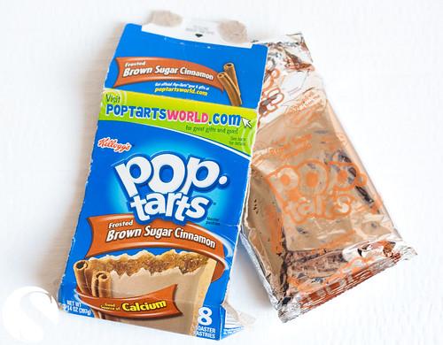 Pop-Tarts Brown Sugar Cinnamon | PratoFundo