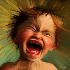 pataleta / temper tantrum