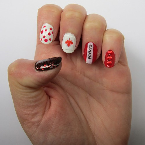 Canada Day Left Hand