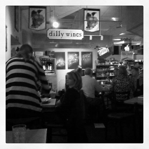Dilly Deli --> Dilly Cafe