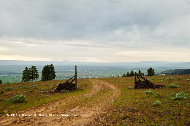 Views of Ellensburg, Kittitas County, Washington
