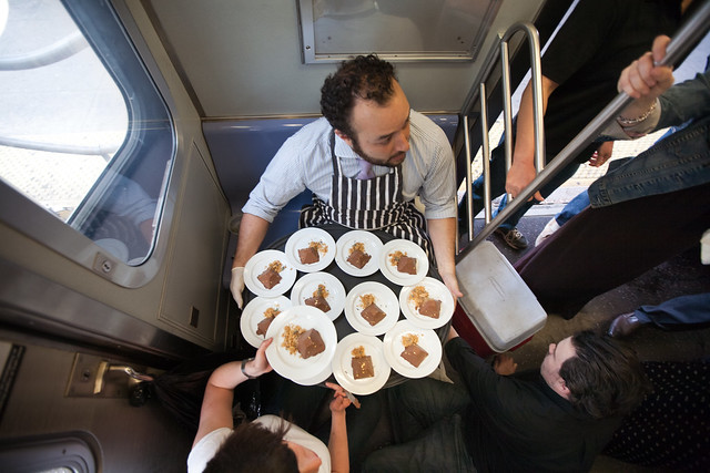 L Train Lunch
