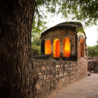 The Haunted House, Qutub Minar, Mehrauli, New Delhi