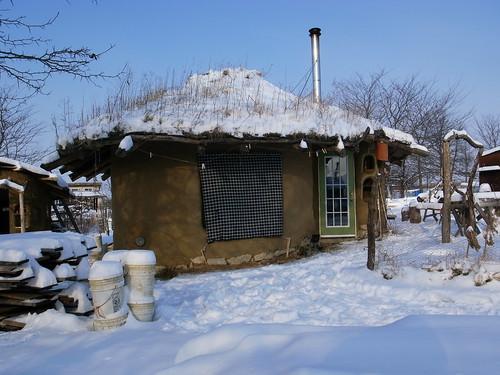 snowfall-house