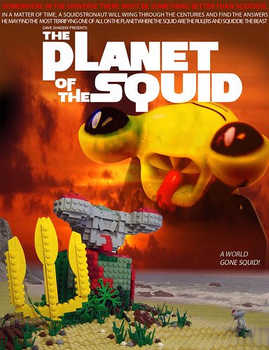 Planet of the Squid