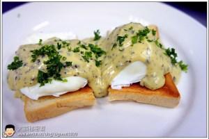 [西餐]蛋類 松露荷蘭醬水波蛋