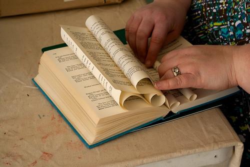 Altered book workshop-7