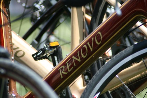 Renovo wood bicycle