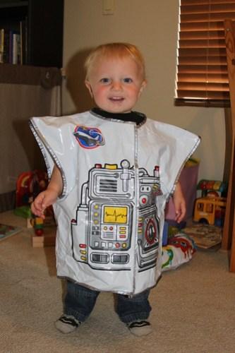 Max's spacesuit