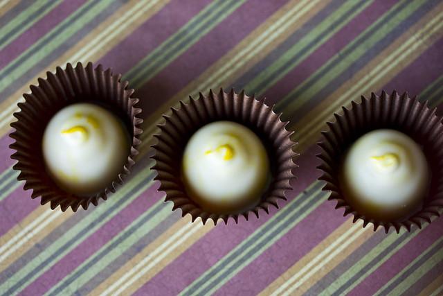 Piña Colada Bonbons