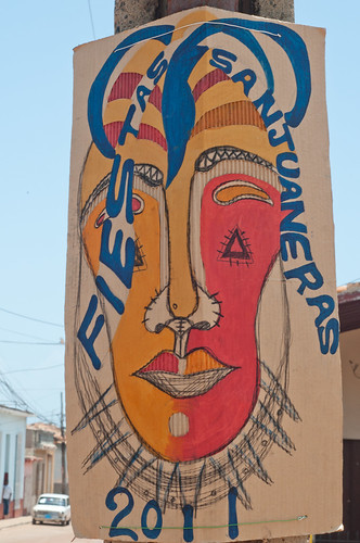Carnaval in Trinidad, Cuba