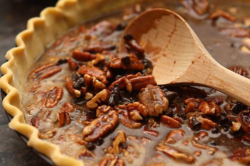 pecan pie filling