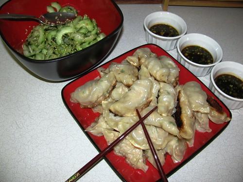 WW Pork Dumplings