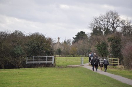 From Cambridge to Grantchester