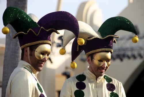 Mardi Gras at Universal, Orlando