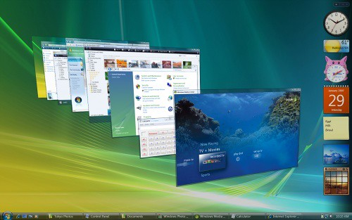 Windows Vista: El Reemplazo del Windows XP