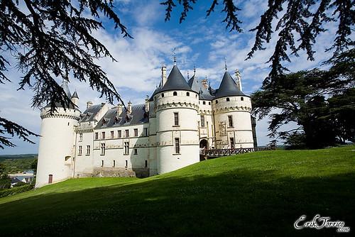 FRANCIA '09: Castillo de Chaumont-sur-Loire (Valle del Loira)