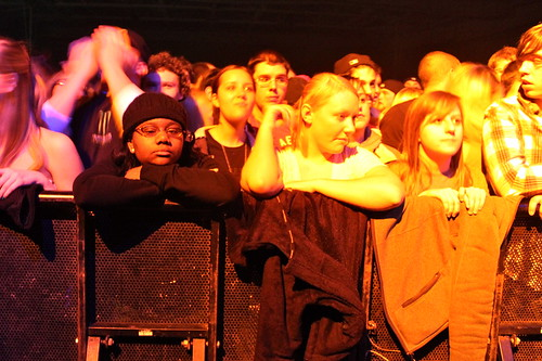 Sean Kingston Concert - Front row