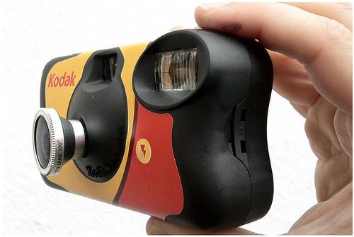 Maneras Creativas de usar una cámara desechable via Photojojo.com