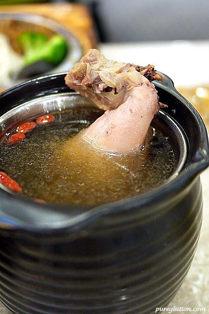 chic soup