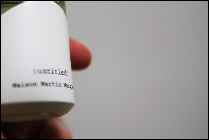 Maison Martin Margiela 3 MMM 3 Untitled Parfum