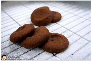 [手工餅乾]黑糖餅乾