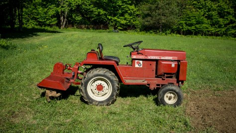 Wheel Horse 18 Automatic